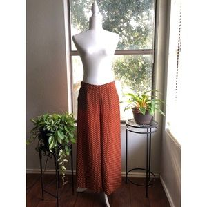 NWT Forever 21 wide leg business casual pant